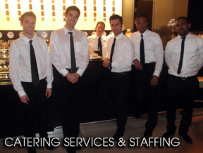 Catering Services & Staffing
